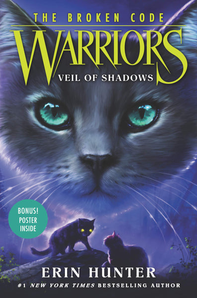 Veil of Shadows (Warriors: The Broken Code 3)