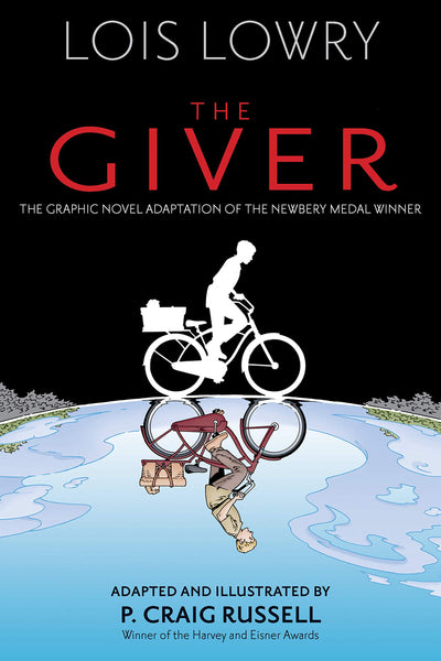 The Giver (Graphic Novel) by Lois Lowry and P. Craig Russell