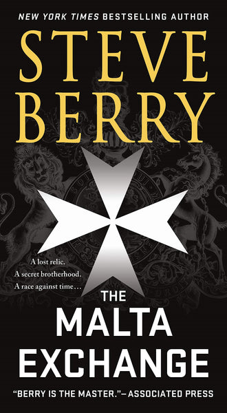 The Malta Exchange (Cotton Malone 14) by Steve Berry