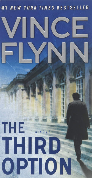The Third Option (Mitch Rapp 4) by Vince Flynn