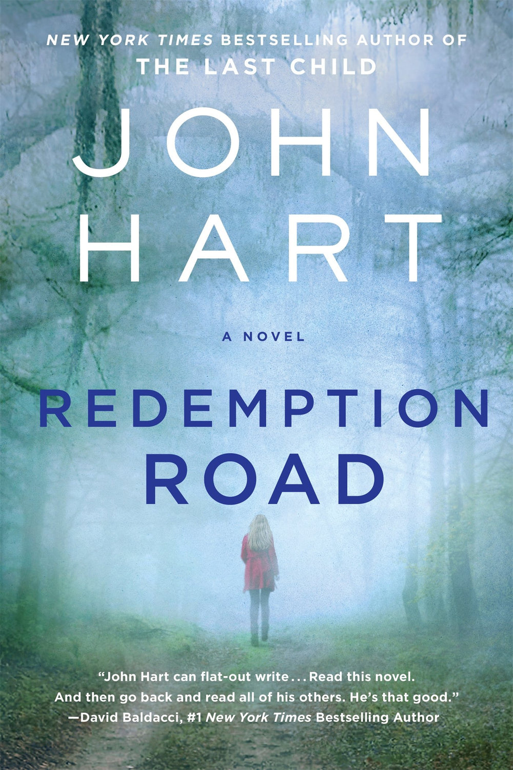 Redemption Road by John Hart