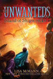 Island of Shipwrecks (Unwanteds 5)