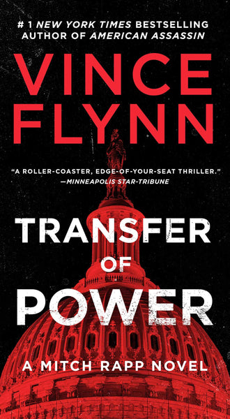 Transfer of Power (Mitch Rapp 3) by Vince Flynn