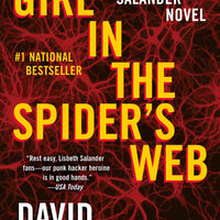 Girl in the Spider's Web (Millennium 4) by David Lagercrantz