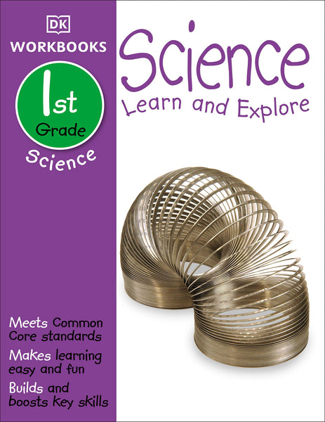 Science, First Grade: Learn and Explore (DK Workbooks)