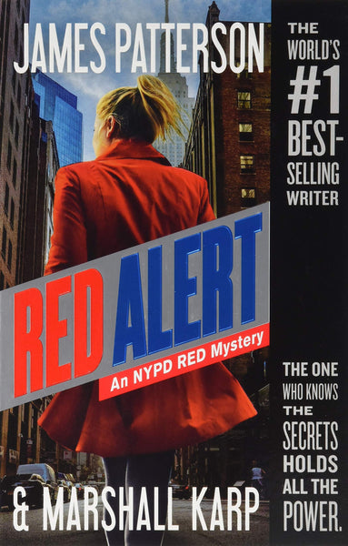 Red Alert (NYPD 5) by James Patterson