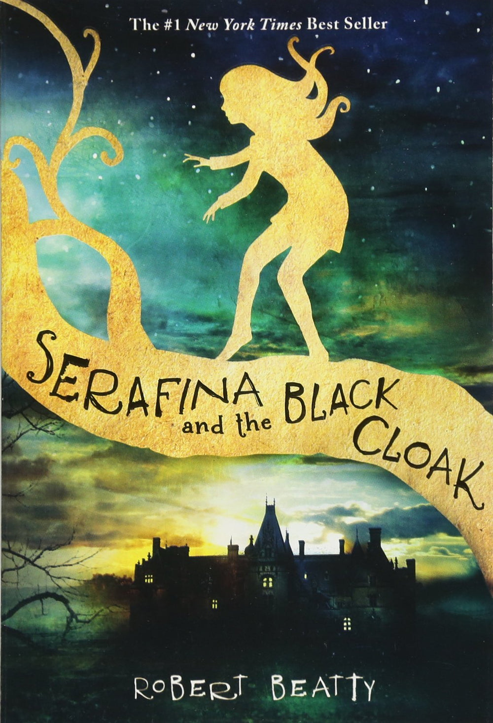 Seraphina and the Black Cloak (Book 1)