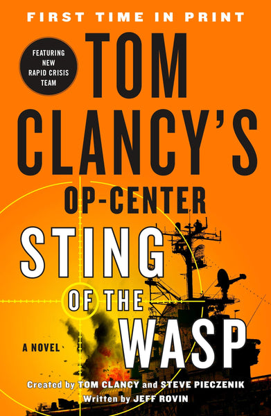 Tom Clancy's Op-Center: Sting of the Wasp (Op Center 18)