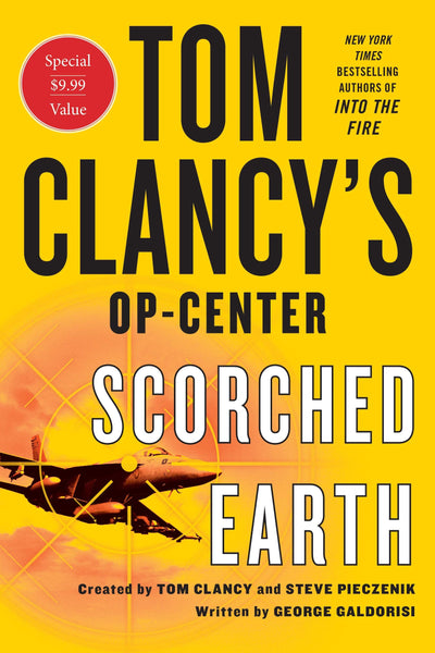 Tom Clancy's Op-Center: Scorched Earth by Tom Clancy