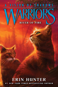 River of Fire (Warriors: Vision of Shadows 5)