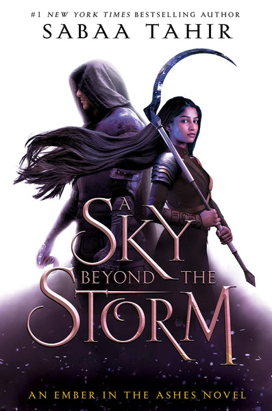 A Sky Beyond the Storm (Ember 4) by Sabaa Tahir