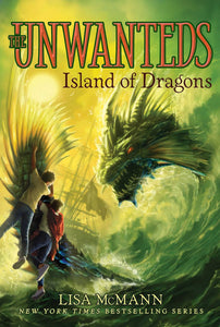 Island of Dragons (Unwanteds 7)