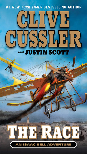 The Race (Isaac Bell 4) by Clive Cussler