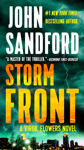 Storm Front (Virgil Flowers 7) by John Sandford