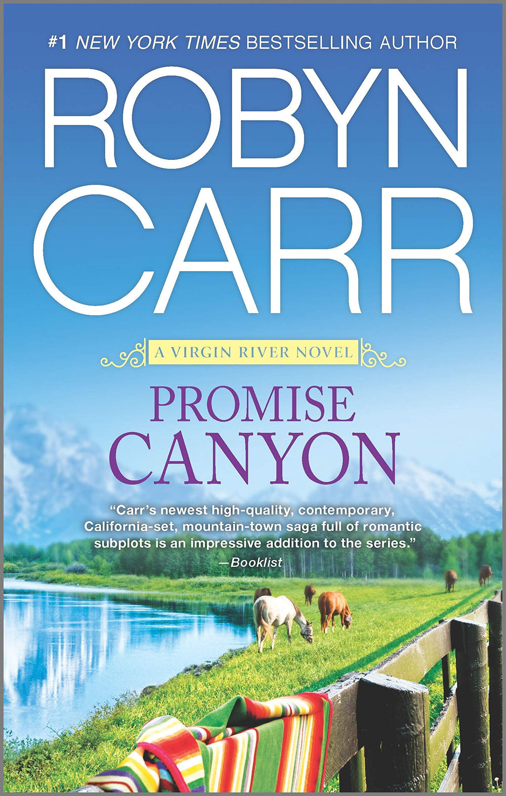 Promise Canyon (Virgin River 11) by Robyn Carr