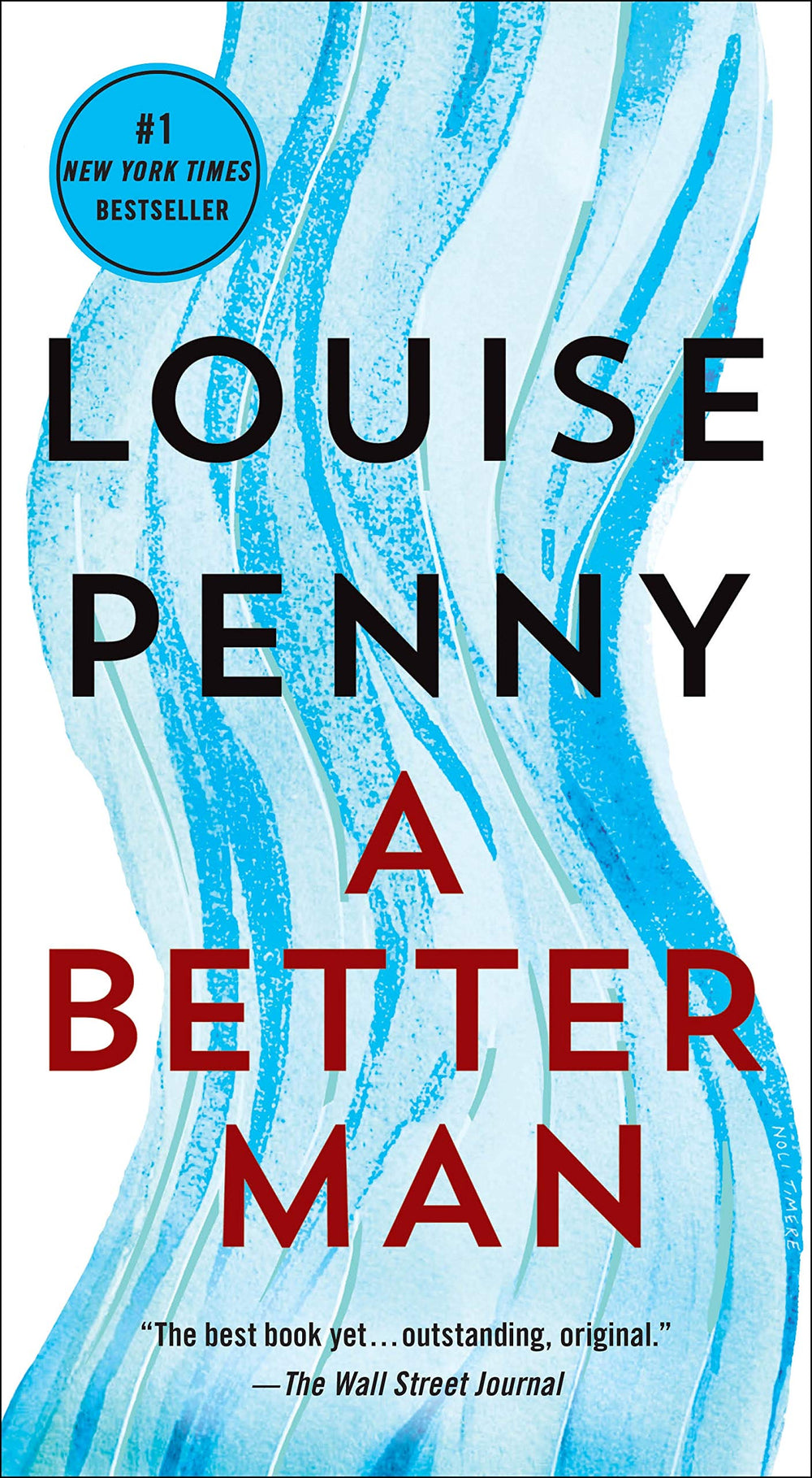 A Better Man (Chief Inspector Gamache #15) by Louise Penny