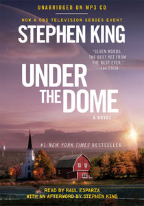 Under the Dome (Unabridged MP3) by Stephen King