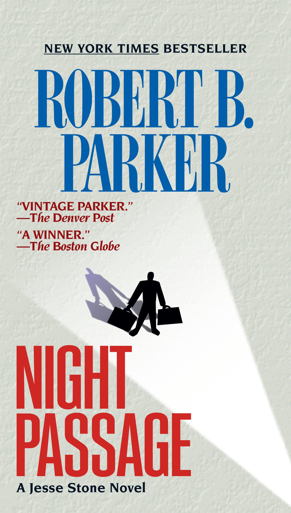 Night Passage (Jesse Stone 1) by Robert B. Parker