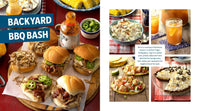 Taste of Home American Summer Cookbook: Fast Weeknight Favorites, Backyard Barbecues and Everything in Between