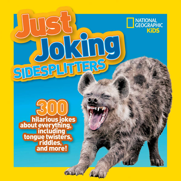 Just Joking: Sidesplitters (National Geographic)