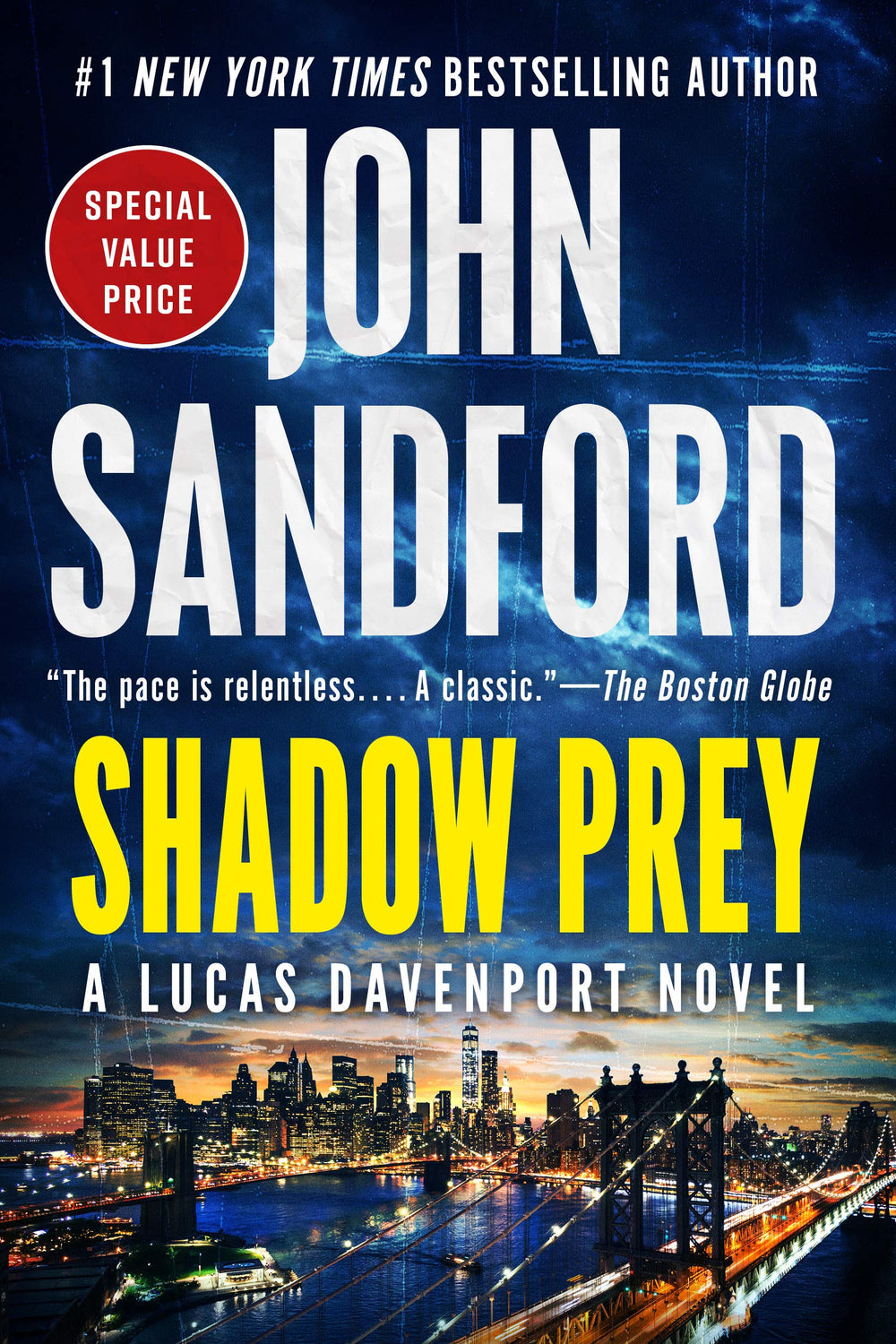 Shadow Prey (Prey 2) by John Sandford