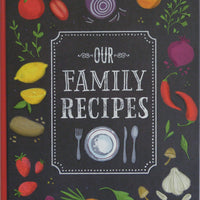 Our Family Recipes by Peter Pauper Press