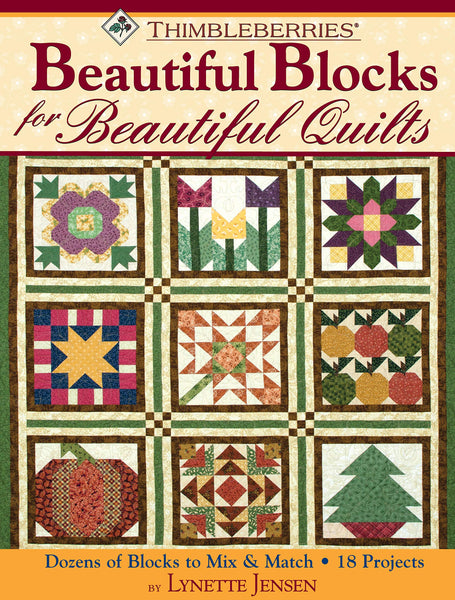 Beautiful Blocks for Beautiful Quilts: Dozens of Blocks to Mix and Match * 18 Projects