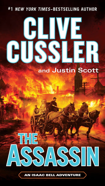 The Assassin (Isaac Bell 8) by Clive Cussler