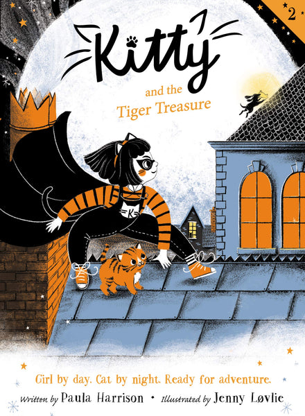 Kitty and the Tiger Treasure (Book 2)