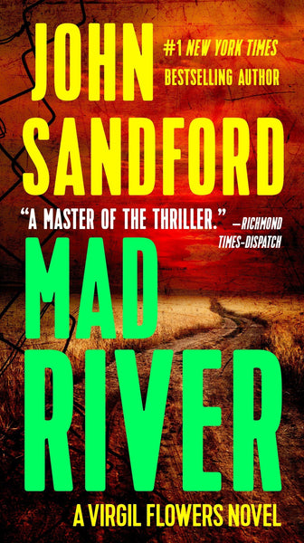 Mad River (Virgil Flowers 6) by John Sandford