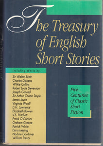 The Treasury of English Short Stories by Nancy Sullivan