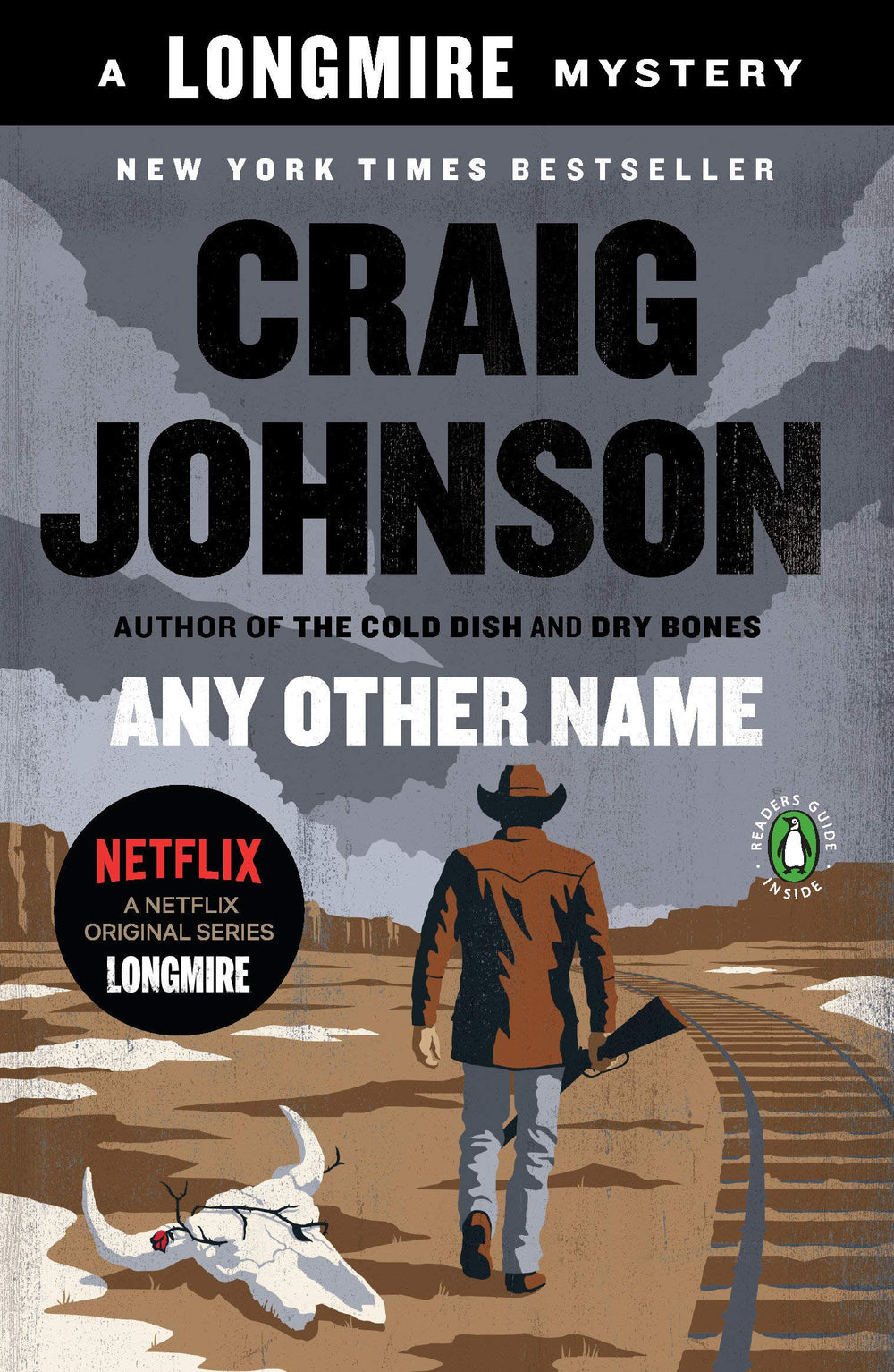 Any Other Name (Longmire 10) by Craig Johnson
