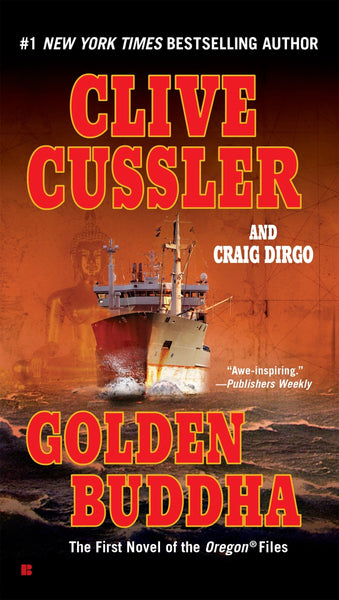 Golden Buddha (Oregon Files 1) by Clive Cussler