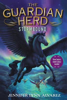 Stormbound (The Guardian Herd 2) by Jennifer Lynn Alvarez