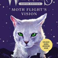 Moth Flight's Vision (Warriors: Super Edition 8)