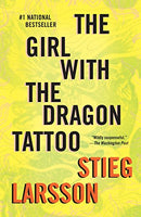 The Girl With the Dragon Tattoo (Millennium 1) by Stieg Larsson