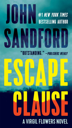 Escape Clause (Virgil Flowers 9) by John Sandford