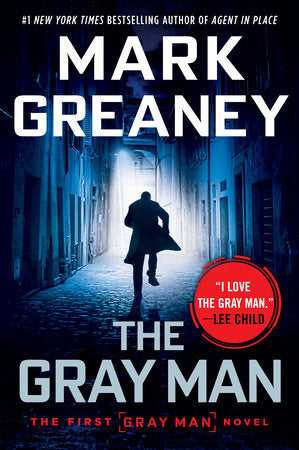 The Gray Man (Gray Man 1) by Mark Greaney