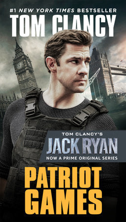 Patriot Games (Jack Ryan 2)