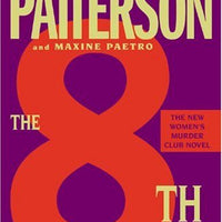 8th Confession by James Patterson