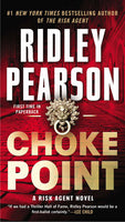 Choke Point (Risk Agent 2) by Ridley Pearson