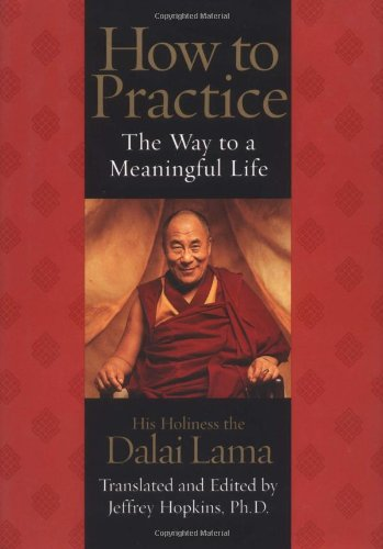 How to Practice: The Way to a Meaningful Life by Dalai Lama XIV