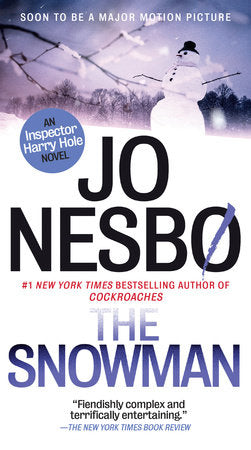 The Snowman (Harry Hole 7) by Jo Nesbo