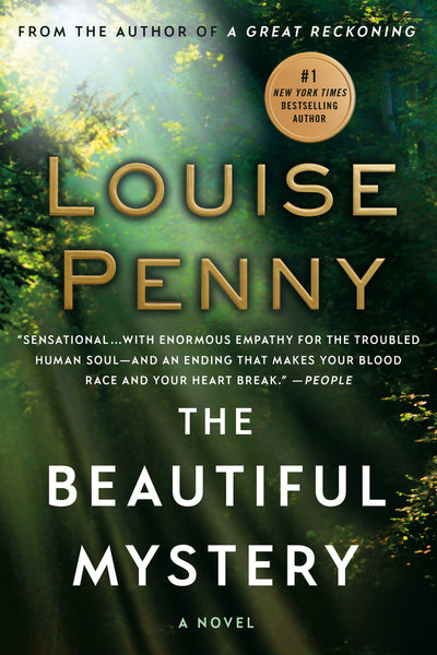 The Beautiful Mystery (Chief Inspector Gamache 8) by Louise Penny