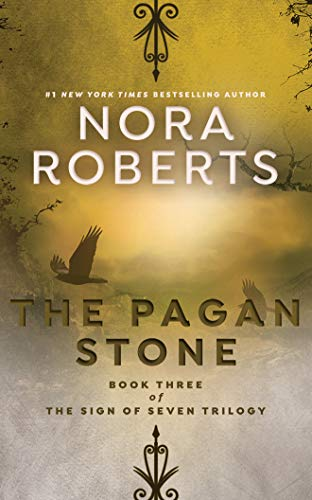 The Pagan Stone (Sign of Seven #3) (Abridged CD) by Nora Roberts