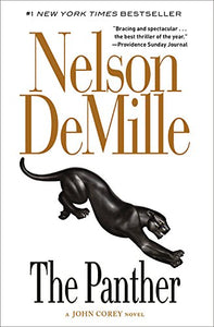 The Panther (John Corey 6) by Nelson DeMille