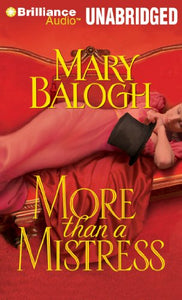 More Than a Mistress (Unabridged Audio CD) by Mary Balogh