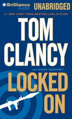 Locked On (Jack Ryan #11) (Unabridged CD) by Tom Clancy