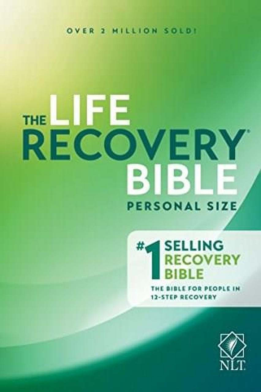 Life Recovery Bible NLT (Personal Size) by Stephen Arterburn