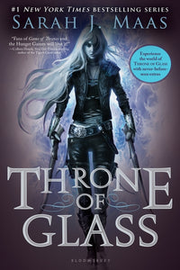 Throne of Glass (Book 1) by Sarah J. Maas